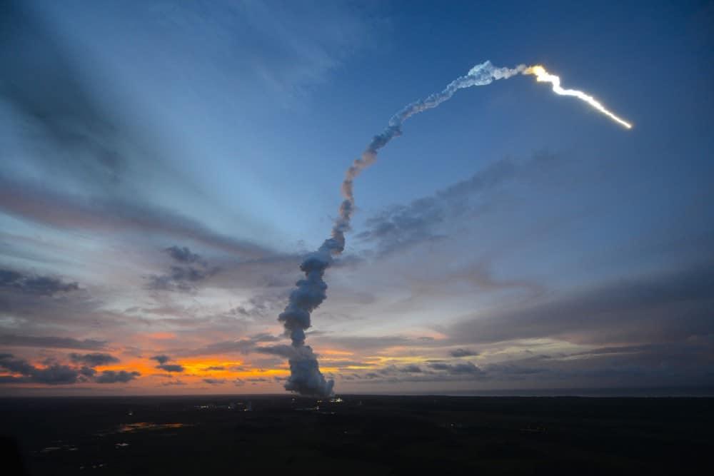 Ariane 5 crash